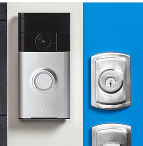 The Ring™ Video Doorbell