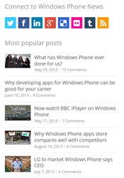 Windows Phone News