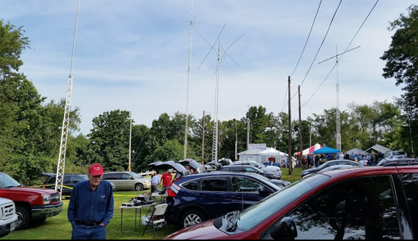 Skyview Radio Society (K3MJW)